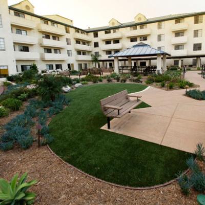 Commercial Landscape Design San Diego